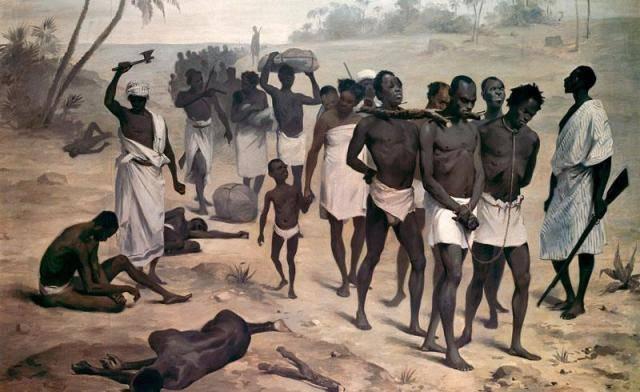 肉奴隶_这个国家居然在现代还有这么多的奴隶人口