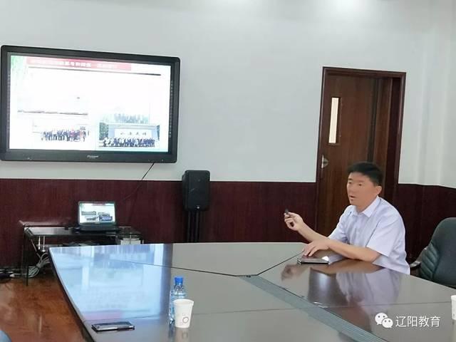 庄河市第六高级中学到辽阳市一有高学习交流通化市高中中哪些图片