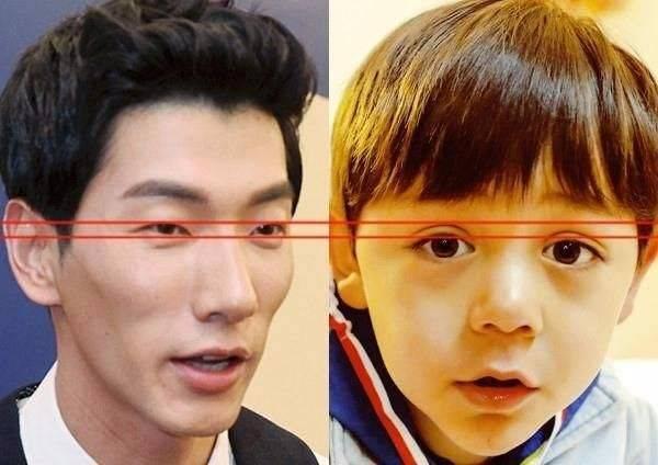 娱乐圈的小眼男星还真不少,眼睛最小的不是李荣浩岳云鹏而是他