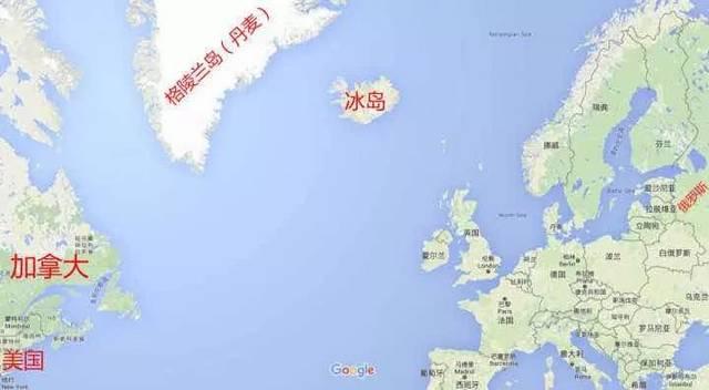 公元874年,维京人殷格·亚纳逊一行人是冰岛最早的永久定居者.图片