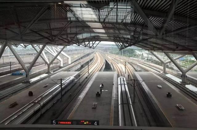 据规划, 未来广州将有十大火车站:广州站,广州东站,白云站(原棠溪站)