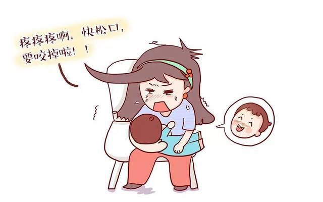 """母乳妈妈是一种伟大而神奇的存在 """"宝宝虐我千百遍,但ta就是我初恋!图片"""
