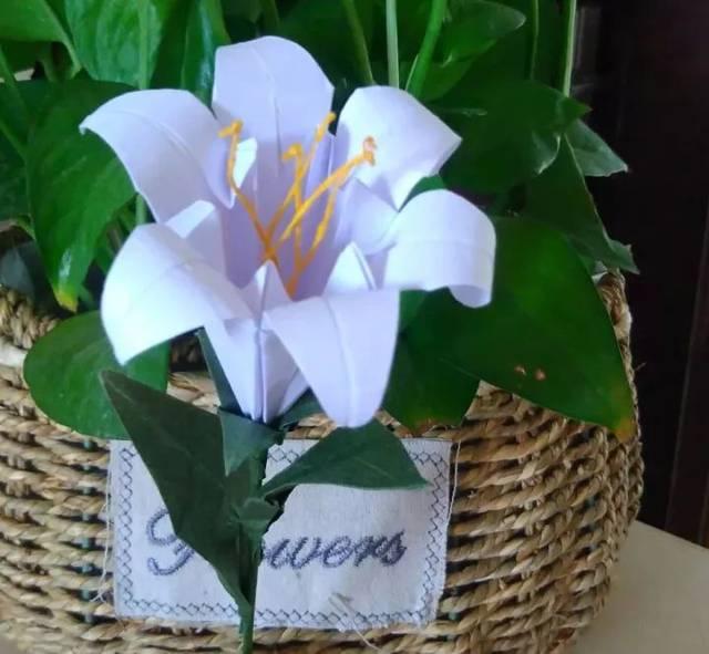 【六瓣花手工】简单又漂亮的双色六瓣花鸭嘴夹发饰,六瓣百合花,太美