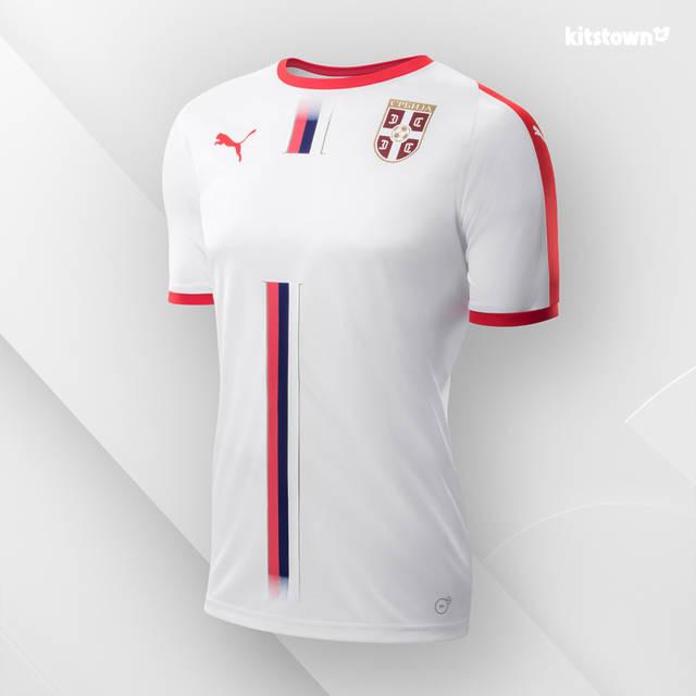 2018世界杯塞尔维亚队队服 2018世界杯塞尔维亚队球衣
