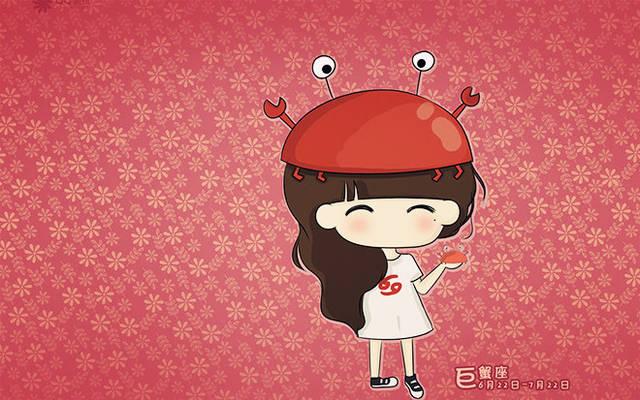 第三名:有点矫情的巨蟹座男人巨蟹座女生自卑图片