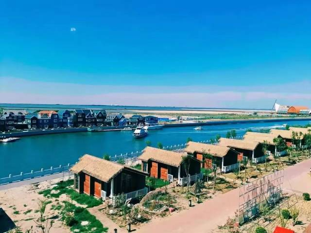 月坨岛-海景别墅
