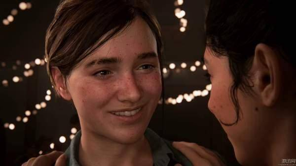 《美国末日2》艾莉女友演员曝光 小姐姐笑容治愈,清纯图片