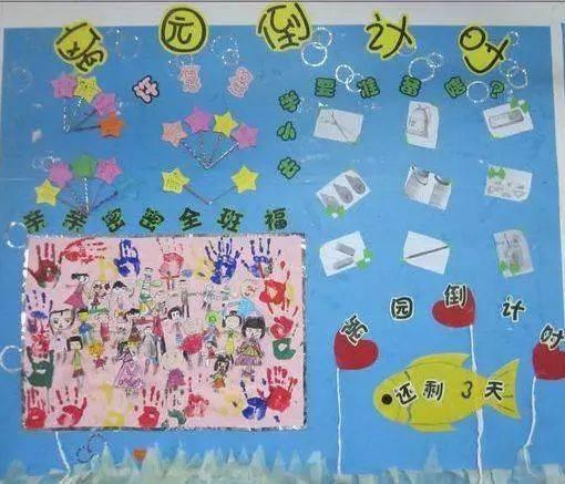 史上最全的幼儿园毕业季主题墙都在这里啦!收藏起来用