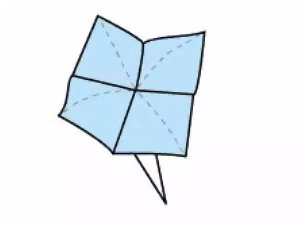 【六瓣花手工】简单又漂亮的双色六瓣花鸭嘴夹发饰,六瓣百合花,太美了