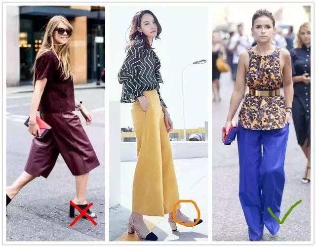 衣服千万别被模特骗了 当看到模特穿七分裤的美图 请自觉把模特的腿