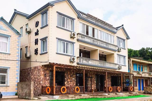 全宁波最美的12家竹子,就在你手中!家家完爆五星级民宿!风水别墅院子+酒店图片