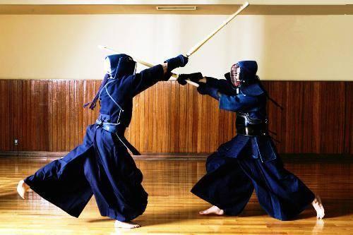 中国剑术&日本剑道
