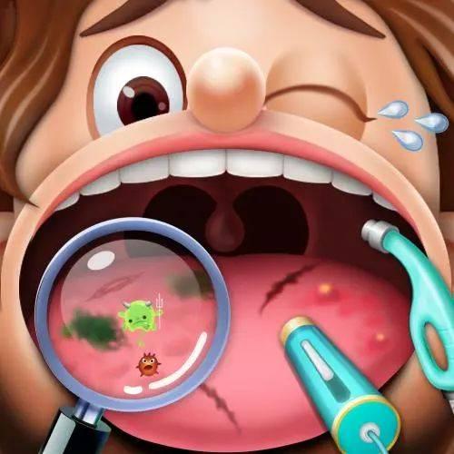 舌头的变化是脾的外在表现:舌苔白厚,看起来滑而湿润,则说明体内有寒.