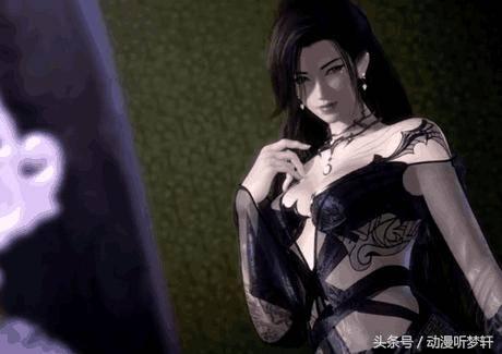 《天行九歌》明珠夫人到底有多美?面对挑逗韩非难以自拔!图片