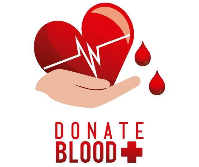 为弘扬无偿献血的无私奉献精神图片