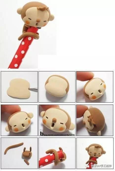 多款小动物粘土制作教程-宠物频道-手机搜狐