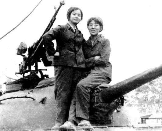 1979年中越战争烈士_解密中越战争:对越自卫反击战中的解放军女兵们