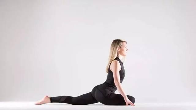 一套阴瑜伽练习序列,适合初学者图片