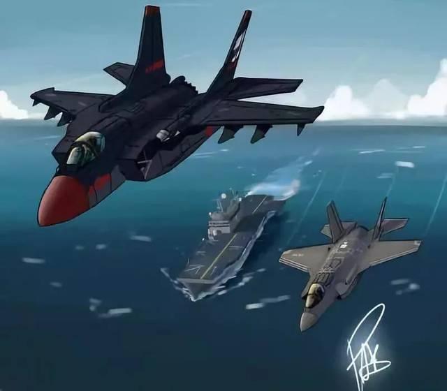 mk3垂直起降战斗机实机,现位于北航 据观察,中国可能沿着俄罗斯雅克