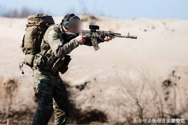ak-12突击步枪 口径:7.62×39mm m43