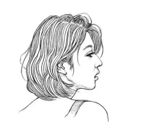 简笔画 手绘 素描 线稿 459_404