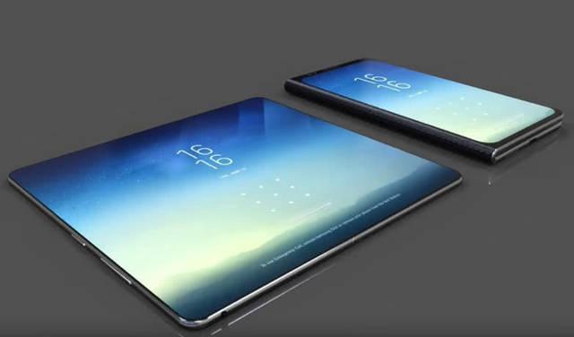 刘海屏手机过时已成定局?三星屏下摄像头原型机已经做出?图片