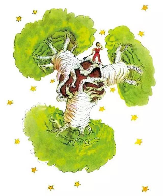 『悦读拾光』丨《小王子》:所有的大人都曾是小孩子图片
