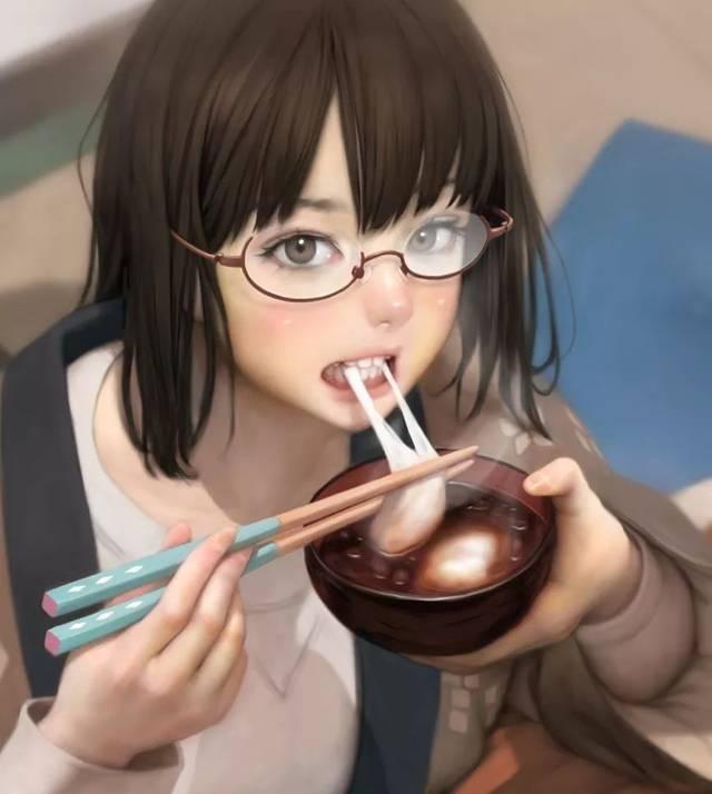 日本超级色的邪恶漫画_mujiha 来自日本的自由插画师.