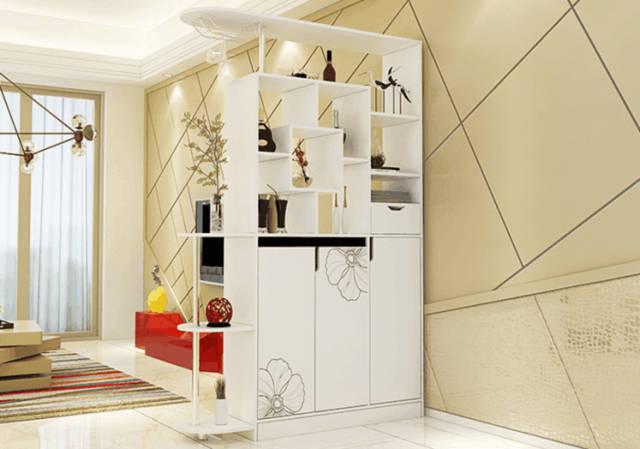 现在流行的简约鞋柜, 美观与实用同在!