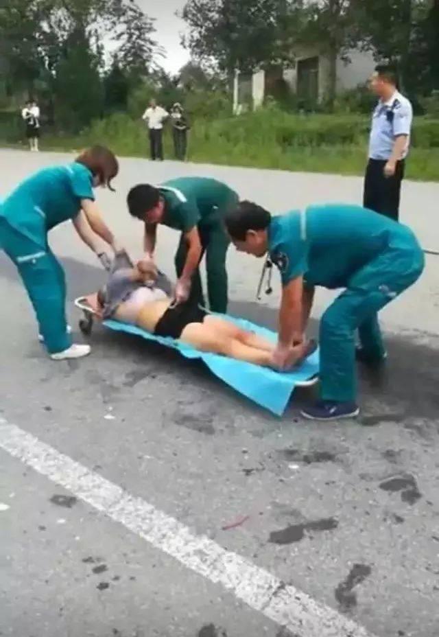 子车祸_以上是发生在河南省南阳市淅川县到西峡路上当子岭路段的一起惨烈车祸