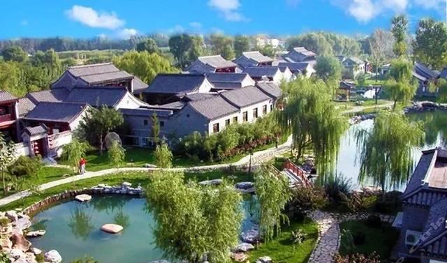 中国大乡村旅游时代开启,乡村旅游有望发展成万亿级产业,或为乡村振兴图片