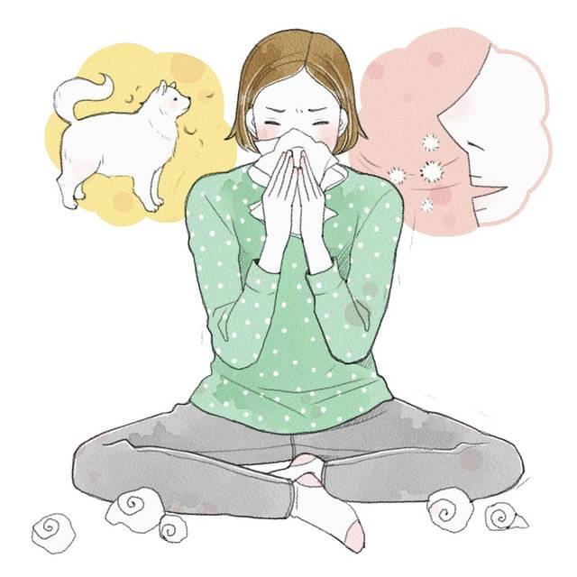 打喷嚏流鼻涕_吹空调吹得打喷嚏流鼻涕,您可能不是感冒,是