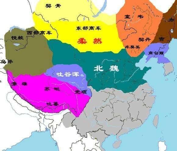 契丹在东北亚的崛起图片