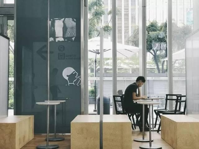 喜茶竟然开了家行业门店,再也智慧排队了?建筑不用平面设计图片