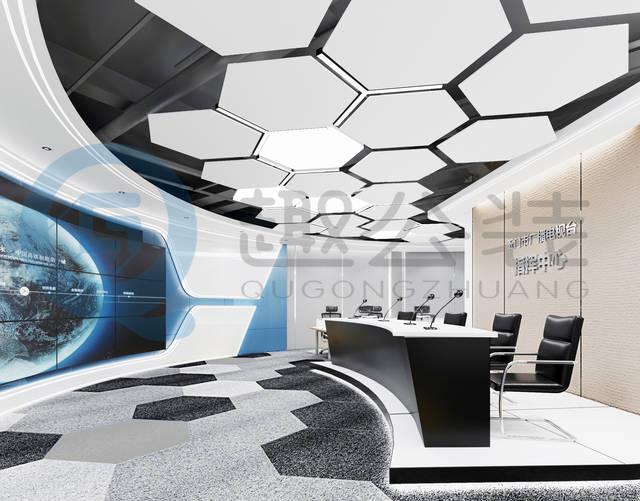 """融媒体中心伟大之处就是设计了""""中央厨房""""或叫指挥中心的地方,得到同图片"""