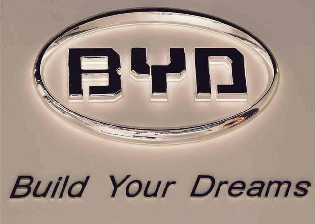 如果比亚迪换车标,网友:换成最后一个,马上提一辆回家图片