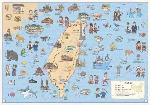 《手绘中国地理地图——中国》则通过区域划分,简洁明了地描述了中国