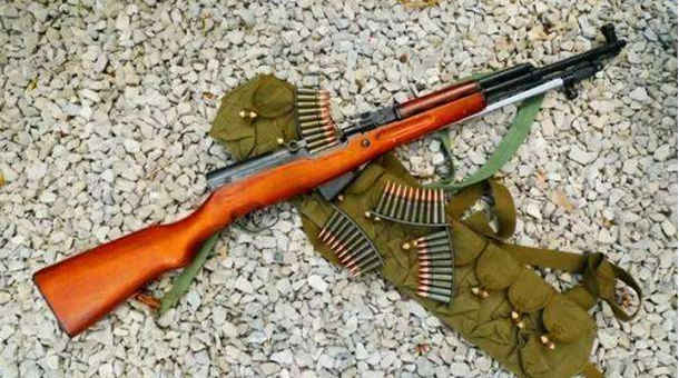 折戟沉沙:新中国第一款自主设计的自动步枪最终被很多