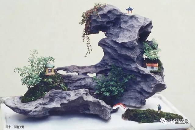 艺术文化岛屿手绘图