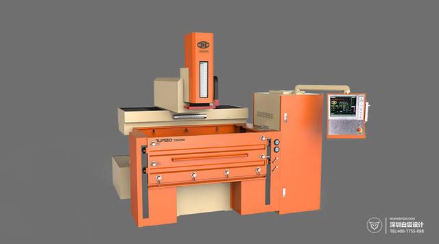 优化更新,现代工业机床设备设计案例分享图片