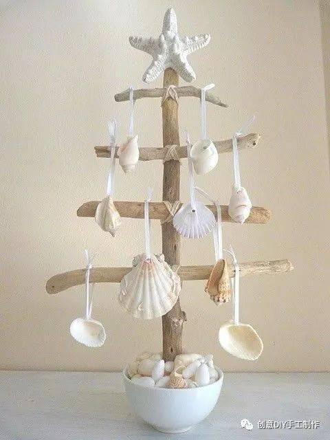 多种贝壳创意手工制作,打造不一样的家居风格