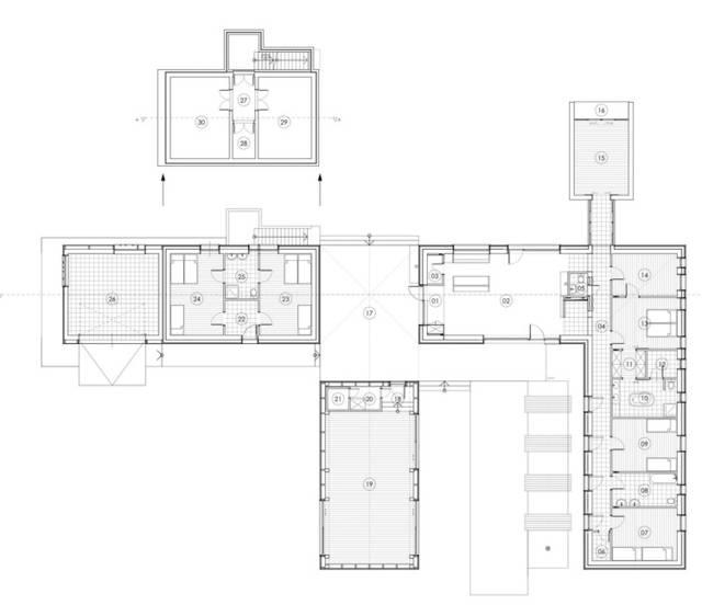 房子结构图设计图纸