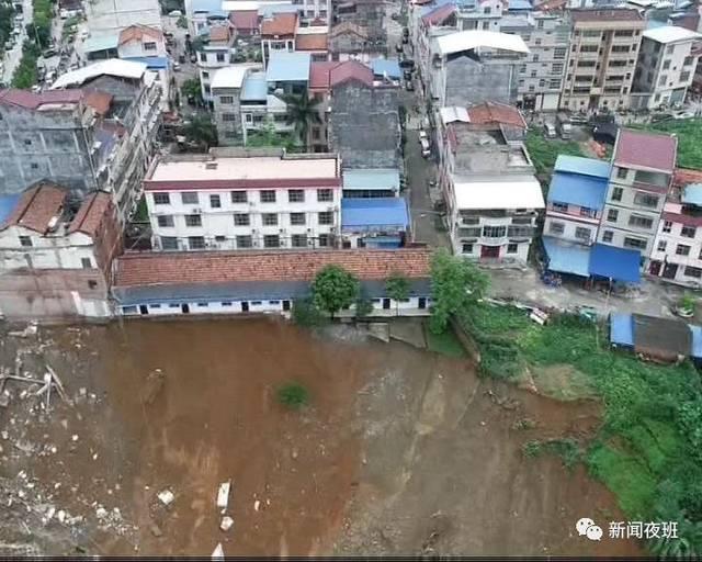 强降雨引发洪涝灾害 广西14.21万人受灾
