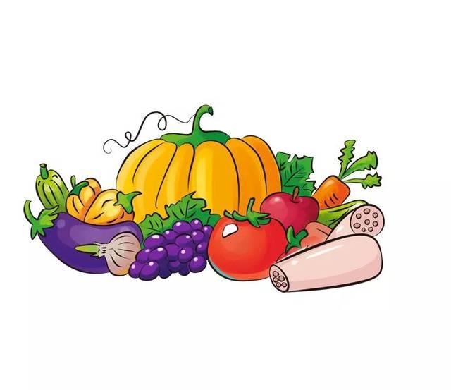"""还有百搭的""""多吃点蔬菜水果"""",饮食健康总归是好的.图片"""