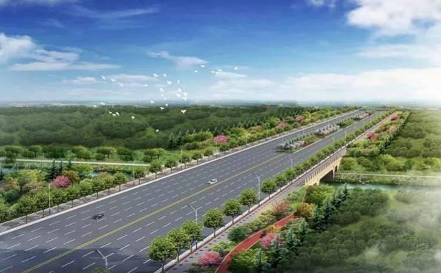 道路等级:城市支路 设计车速:40km/h 长度:约1958m 道路等级:城市