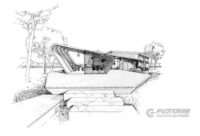 【手绘教程】建筑设计的性质