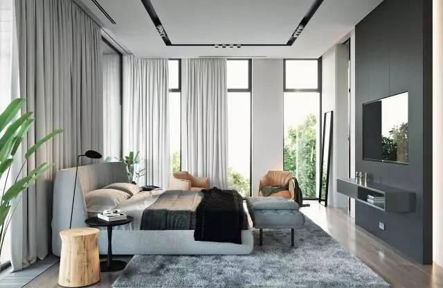 室内装修色调(高级灰,越看越好看)-上海良工装饰宁波分公司