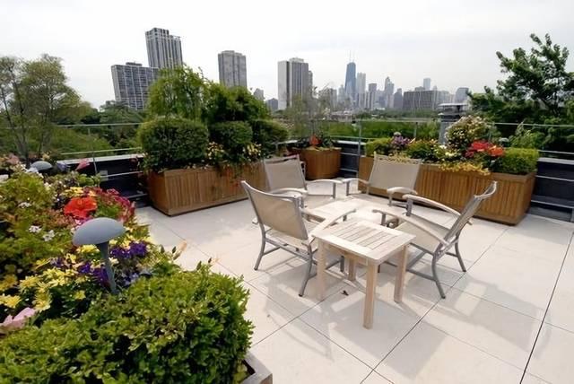 101款屋顶花园露台,总有一款打动你