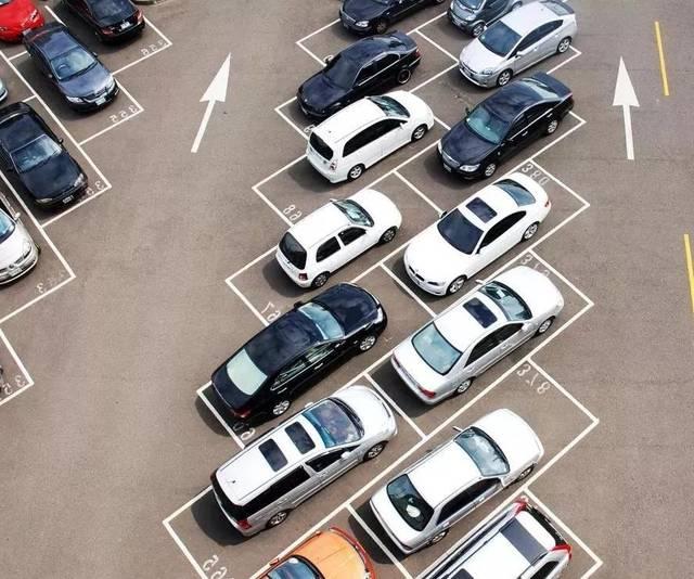 就一个停车位,人家都绞尽脑汁做创意(附最新停车场规范)图片