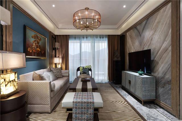 现代新中式装修——新中式风格与现代装饰的结合设计
